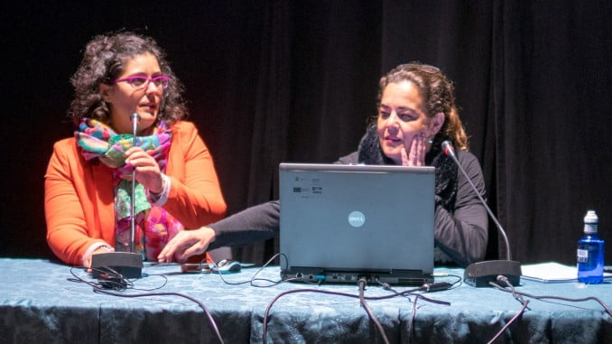 El Ayuntamiento de Ayamonte ha celebrado distintos encuentros por el Día de la Mujer