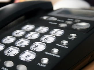 La detenida dio de alta múltiples líneas de telefonía, tanto fija como móvil