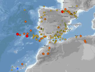 Dada la íntensa actividad sísmica frente a la costa de Huelva (ayer se produjo un terremoto de 3,8) se va a informar del sistema de alerta sísmica temprana que se quiere instalar.