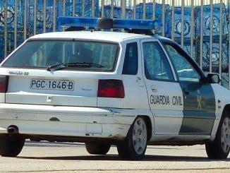 La Guardia Civil ha detenido al presunto autor del robo