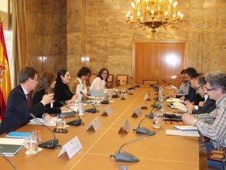 Reunión SEMA con representantes de las ONGs  ambientales