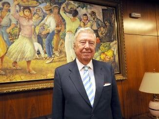 La larga trayectoria de José Luis García Palacios en pro de la economía de la provincia de Huelva le ha hecho merecedor del I Premio Confluencia