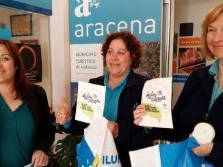 Entregados los certificados de turismo accesible a entidades y empresas de Aracena.