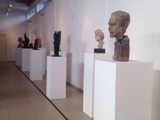 Una nueva exposición colectiva de escultores se inaugura en Fundación Caja Rural del Sur.