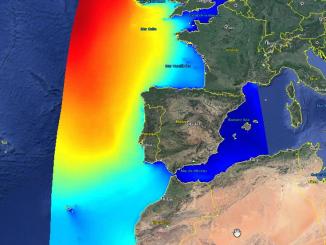La información suministrada por Copernicus-Marine está libremente disponible y da soporte y apoyo a la seguridad marítima