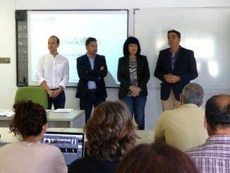 Taller de Andalucía Lab en el CEFO de Islantilla