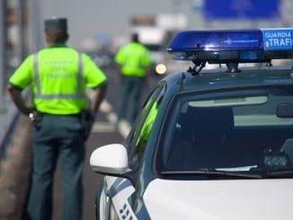Coincidiendo con la operación de regreso de Semana Santa la Guardia Civil Tráfico pone en marcha controles de velocidad.