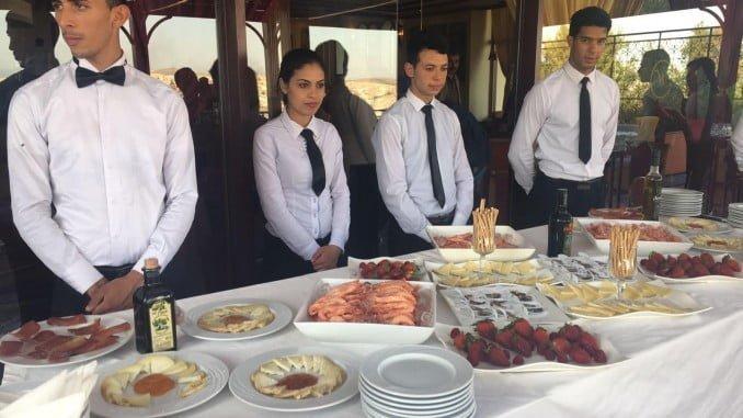 El principal propósito del Festival de Fez de Diplomacia Culinaria es entablar puentes de diálogo entre las culturas de los países de la cuenca mediterránea a través de la cocina