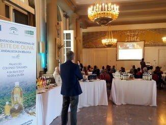 La I Presentación Profesional de Aceite de Oliva en Bélgica ha  contado con el apoyo de la Oficina de Promoción de Negocios de Extenda en Bélgica