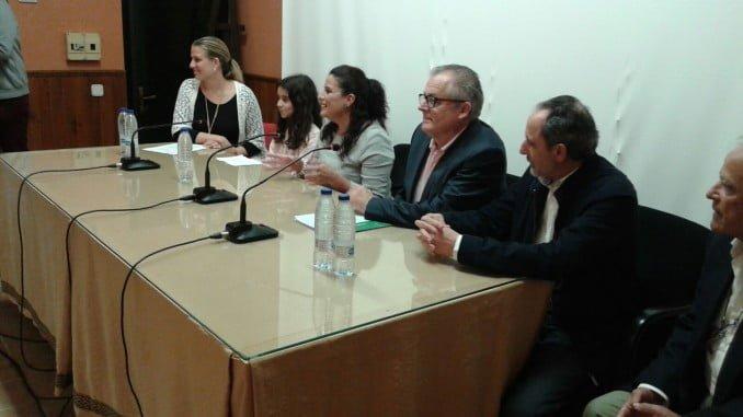 El encuentro ha sido inaugurado por el delegado de Igualdad  y la alcaldesa de Almonte