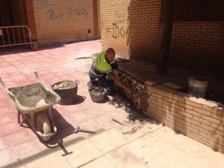 Las obras de mantenimiento han incluido mejoras en la accesibilidad de la ciudad