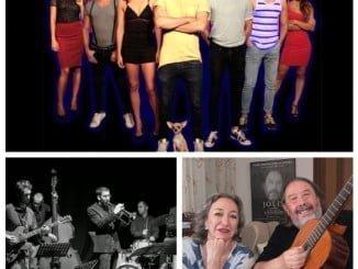 Esta semana el Gran Teatro, programación de Jazz, comedia y otras muchas cosas