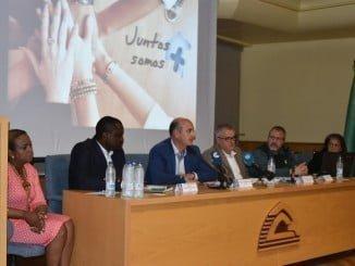 Presentación de la Agenda 2020 Erradicación del Chabolismo ayer en Lepe