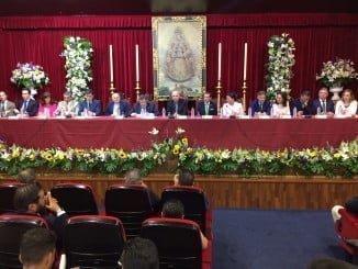 El consejero de Medio Ambiente participa en la Asamblea General de Hermandades Rocieras en Almonte