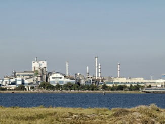 Instalaciones de Atlantic Copper en Huelva