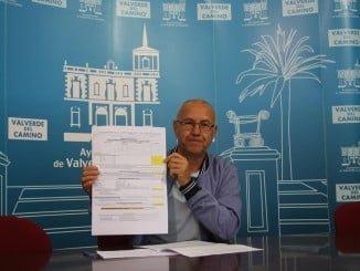 El concejal de Personal, Juan Carlos Gutiérrez, ha presentado la Bolsa de Empleo Social