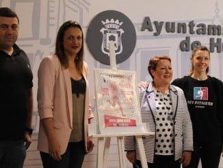 Charo Venegas ha destacado la importancia del deporte para mejorar la calidad de vida de todas las mujeres que se están enfrentando al cáncer de mama