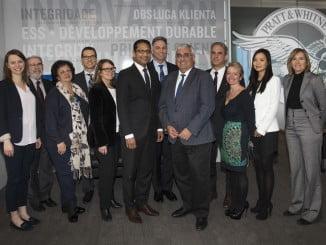 La delegación andaluza del sector aeroespacial en la misión comercial a EE UU y Canadá