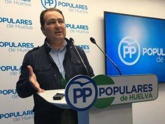 David Toscano asegura que Huelva es la segunda provincia de Andalucía en inversión por habitante