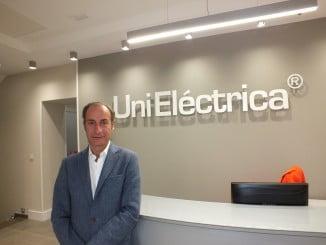 Diego Montes, director gerente de Unieléctrica