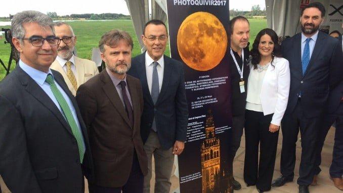 Los consejeros de Turismo y de Medio Ambiente, junto al presidente de la Diputación, han inaugurado la Feria