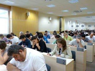 El año pasado fueron 608 los inscritos en las pruebas en Huelva, habiendo superado la cifra en más de 250 este año