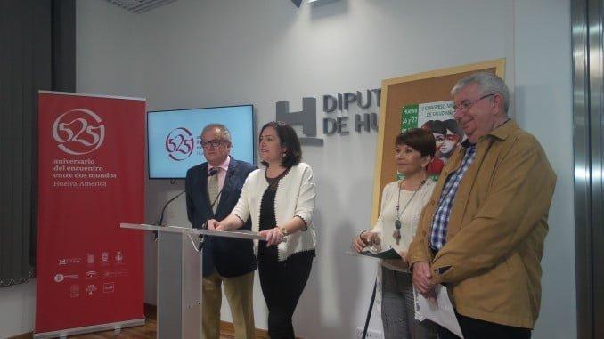 Hoy se ha presentado el Congreso de Feapes en Diputación