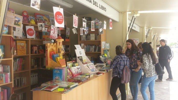 La Feria del Libro de Huelva llega mañana a su quinto día con una nueva jornada dedicada al 'Taller de Artes Gráficas'