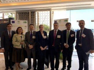 Empresas participantes en el congreso MENA New Energy 2017, de Dubai