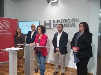 Presentación del Plan Hebe, puesto en marcha por la Diputación y los Grupos de Desarrollo Rural