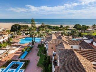 Hotel Barceló de Isla Canela, en Ayamonte