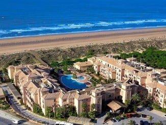 Hotel Barceló en Punta Umbría (Huelva)