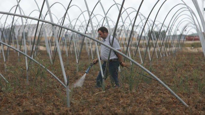 Asaja reclama el agua necesaria para poder desarrollar la actividad agrícola con todas las garantías