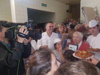 Las mejores torrijas de Andalucía, en La Palma del Condado y de Confitería del Valle