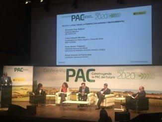 Intervención del presidente de Asaja en la Conferencia sobre la PAC en Madrid