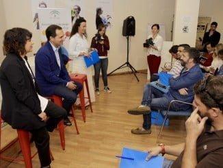 Ayuntamiento y Junta celebran una jornada con el experto en restauración Diego Coquillat