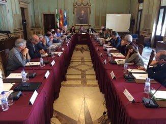 La Mesa para la reubicación de Fosfoyesos ha estado presidida por Fiscal