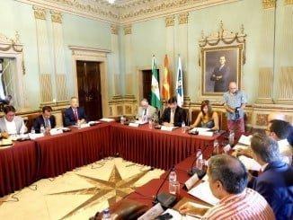 El alcalde ha convocado la Mesa de Participación de los Fosfoyesos para el 19 de abril