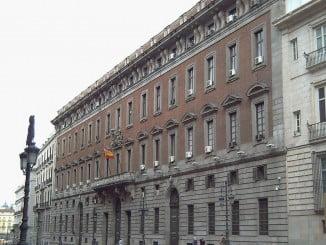 Sede del Ministerio de Hacienda y Administraciones Públicas