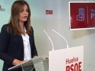 Modesta Romero, parlamentaria del PSOE en la comarca de la Sierra