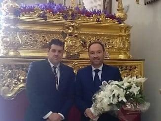 El vicepresidente de la Diputación visita la Catedral de La Merced