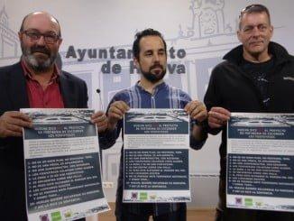 Pedro Jiménez, Jesús Amador y Carmelo Feria