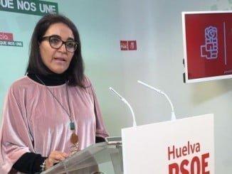 Pepa González Bayo, diputada nacional por Huelva del Partido Socialista