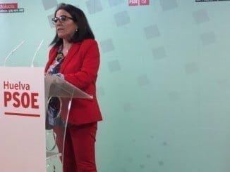 La diputada socialista en el Congreso Pepa González Bayo