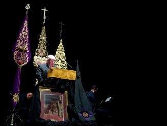 Diego Félix Romero ha ensalzado la Semana Santa valverdeá