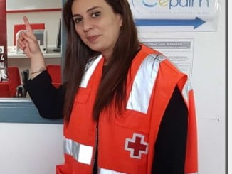 Rocío Morgado es la nueva presidenta de Cruz Roja de Lepe