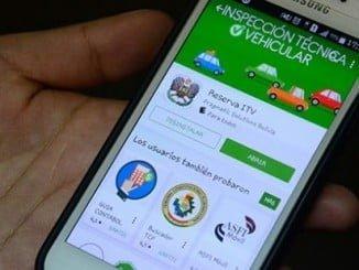 A través de una app se puede pedir cita para pasar la ITV