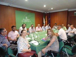 La nueva mesa de trabajo está conformada por representantes de la Junta, el SAS y sindicatos