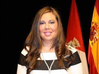 Rocío Moreno, diputada provincial del PP
