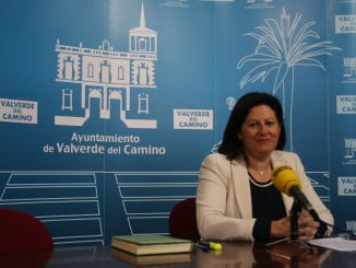 Lole Romero, concejal de Servicios Sociales del Ayuntamiento de Valverde